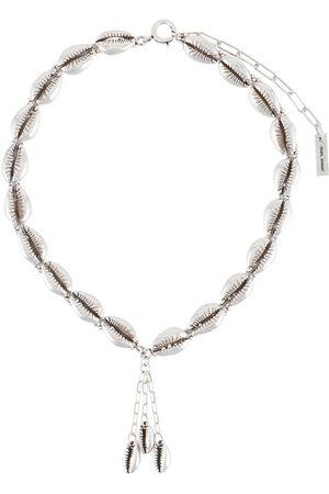 Isabel Marant Collar con colgante de concha