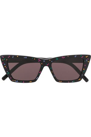 Saint Laurent Gafas de sol estilo cat eye