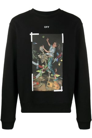OFF-WHITE Sudadera con estampado Pascal Painting