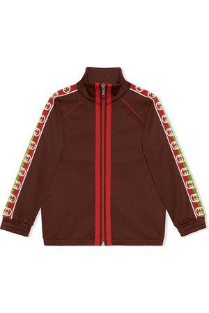 Gucci Chaqueta de tejido jersey