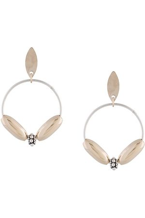 Petite Grand Pendientes Angel grandes