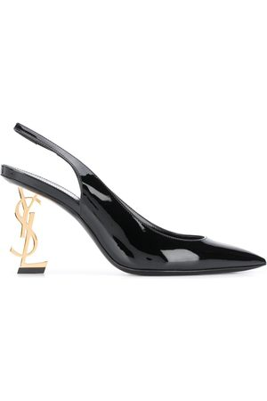 Saint Laurent Zapatos Opyum con tacón de 105mm