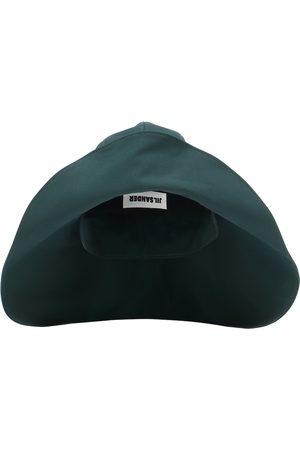 Jil Sander Sombrero de algodón