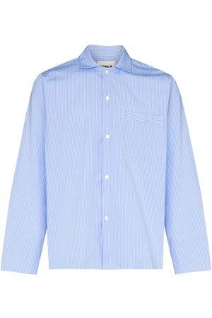 Tekla Camisa de pijama a rayas