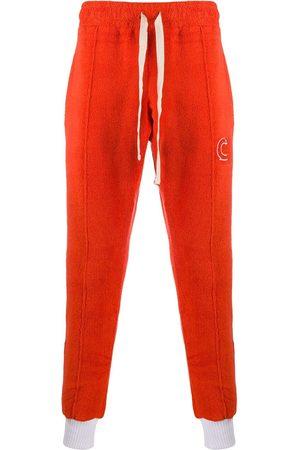 Casablanca Pantalones de chándal de tejido de rizo