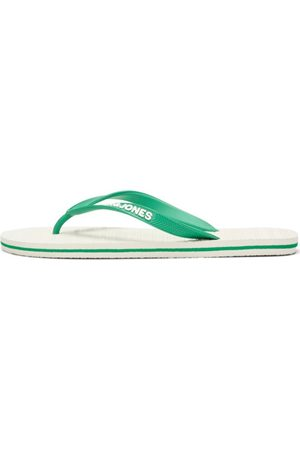 Jack & Jones Chanclas 12169363 JJFWBASIC PACK 2 FLIP FLOP MINT para hombre