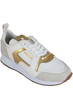 Cruyff Mujer Zapatillas deportivas - Zapatillas lusso white/gold para mujer