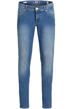 Jack & Jones Pantalón pitillo 12169898 JJILIAM JJORIGINAL AGI 002 STS JR BLUE DENIM para niño