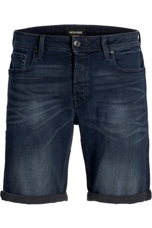 Jack & Jones Short niño 12169896 JJIRICK JJORIGINAL SHORTS AGI 004 JR BLUE DENIM para niño