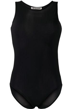 Jil Sander Fitted sleeveless bodysuit