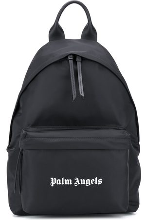 Palm Angels Mochila con logo estampado