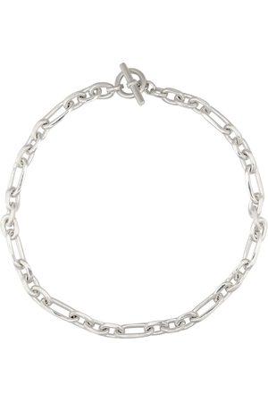 Tilly Sveaas Collar de cadena con baño en plata esterlina