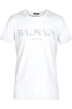 Balmain Camiseta T-Shirts RH11601 para hombre