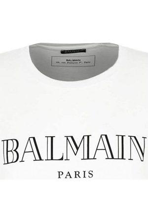 Balmain Camiseta T-Shirts W8H8601 para hombre