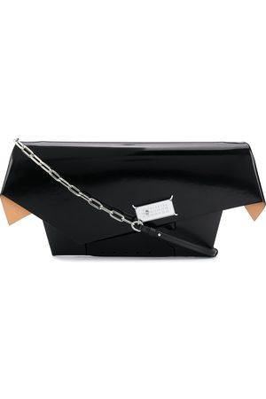 Maison Margiela Mujer Bolsos de mano - Bolso de hombro con diseño en ángulos