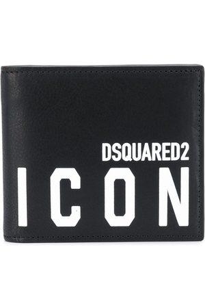 Dsquared2 Cartera con estampado Icon