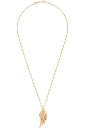 EMANUELE BICOCCHI Collar con colgante Gold Wing