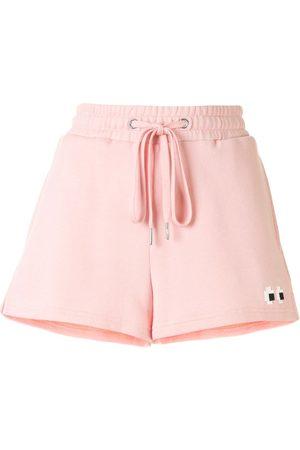 MOSTLY HEARD RARELY SEEN Pantalones cortos de deporte con cordones