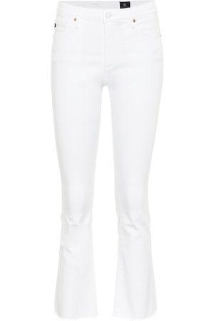 AG Jeans Jeans cropped Jodi de tiro alto