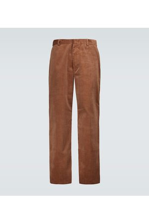Alanui Pantalones anchos de pana
