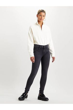 Levi's 720™ High Waisted Super Skinny Jeans / Smoked Out