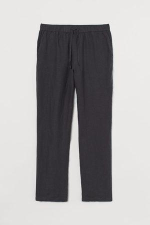 H&M Pantalón de pijama de lino