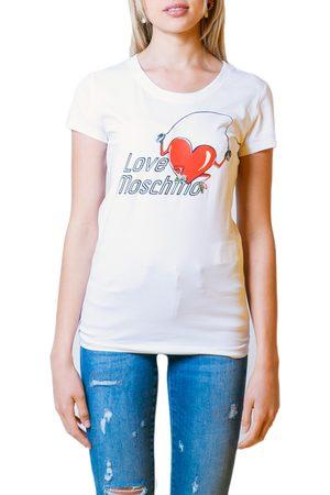 Love Moschino Camiseta W4B195NE1951 para mujer