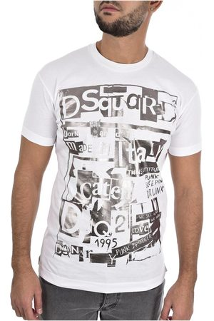 Dsquared2 Camiseta T-Shirts S74GD0531 para hombre