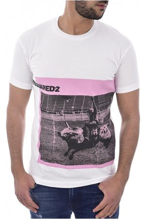 Dsquared2 Camiseta T-Shirts S71GD0713 para hombre