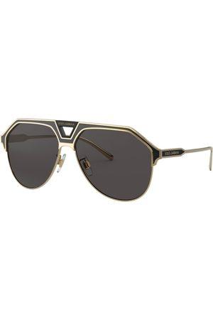 Dolce & Gabbana DG2257 133487 Gold/Black Matte