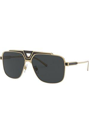 Dolce & Gabbana DG2256 133487 Gold/Black Matte