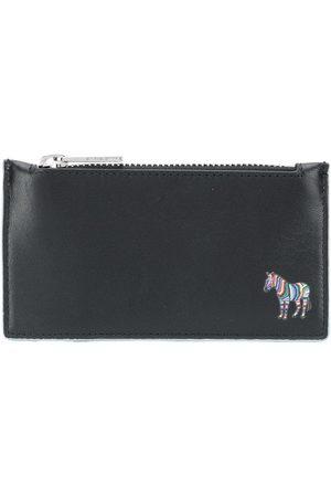 Paul Smith Zebra-embellished cardholder