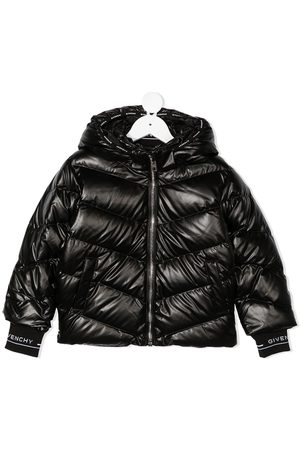 Givenchy Logo padded jacket