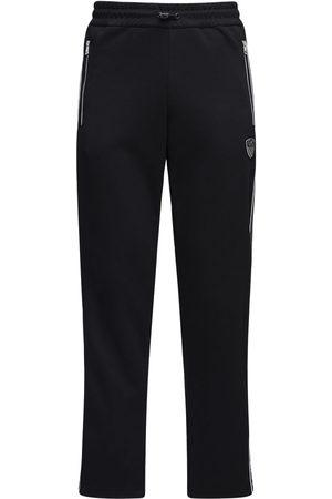 EA7   Hombre Pantalones Deportivos De Mezcla De Algodón Xxs