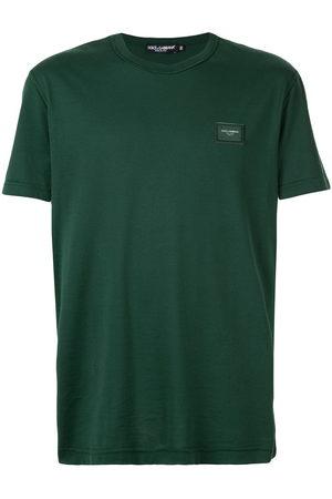 Dolce & Gabbana Camiseta con cuello redondo
