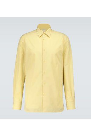 Bottega Veneta Camisa de algodón