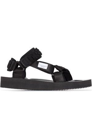Cecilie Bahnsen X Suicoke black Maria sandals