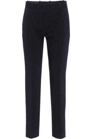 Loro Piana Pantalones de algodón elastizado