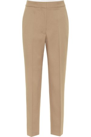 Stella McCartney Pantalones kick-flare Carlie