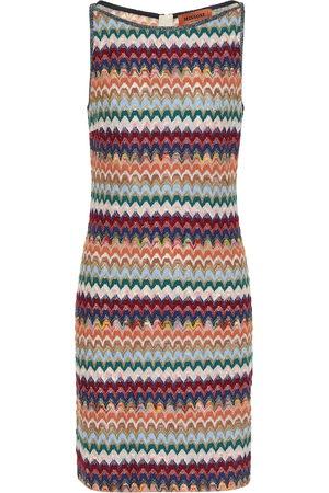 Missoni Vestido corto en mezcla de lana