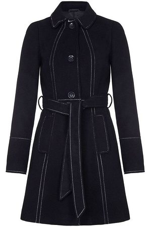 Anastasia Gabardina Military Coat For Women para mujer
