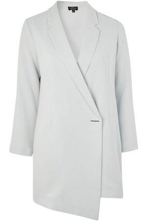 Anastasia Chaqueta Vestido de blazer chaqueta larga línea de primavera para mujer