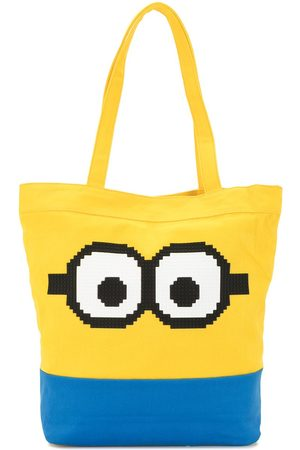 MOSTLY HEARD RARELY SEEN Bolso shopper con estampado Minion