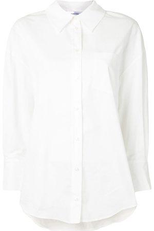ANINE BING Camisa Mika con manga larga