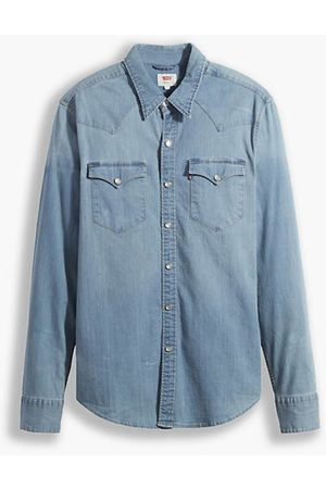 Levi's Barstow Western Shirt / Red Cast Stone