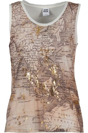 Vero Moda Camiseta tirantes MAP para mujer