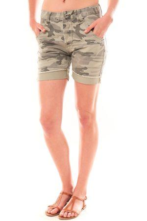 Dress Code Short Bermuda RX911 Kaki para mujer