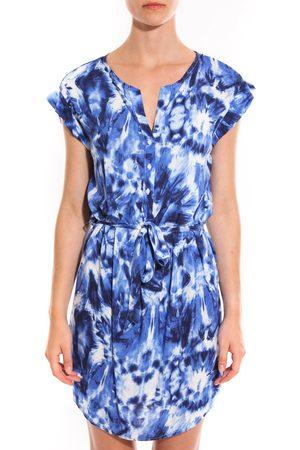 Ema Blues Vestido Robe Mystique Bleu para mujer
