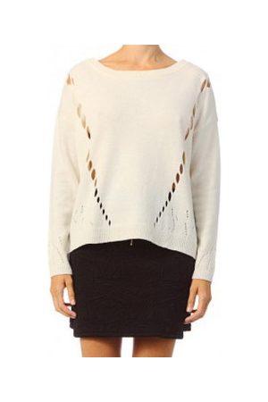 Vero Moda Jersey Parma New LS Oversize Blouse 10119636 Blanc para mujer