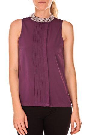 Vero Moda Blusa Haut ARMA 82935 Violet para mujer